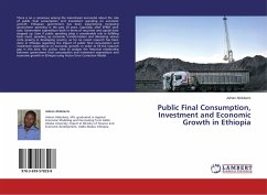Public Final Consumption, Investment and Economic Growth in Ethiopia