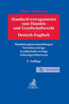 Standardvertragsmuster zum Handels- und Gesells...