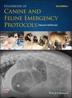 Handbook of Canine and Feline Emergency Protocols (eBook, PDF)