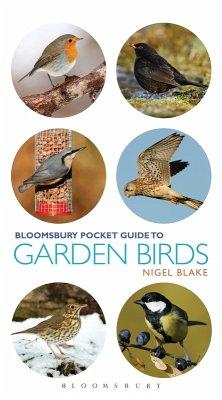 Pocket Guide To Garden Birds (eBook, PDF) - Blake, Nigel
