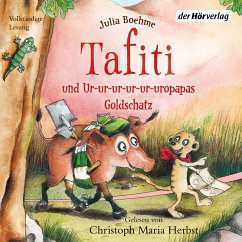 Tafiti und Ur-ur-ur-ur-ur-uropapas Goldschatz / Tafiti Bd.4 (MP3-Download) - Boehme, Julia