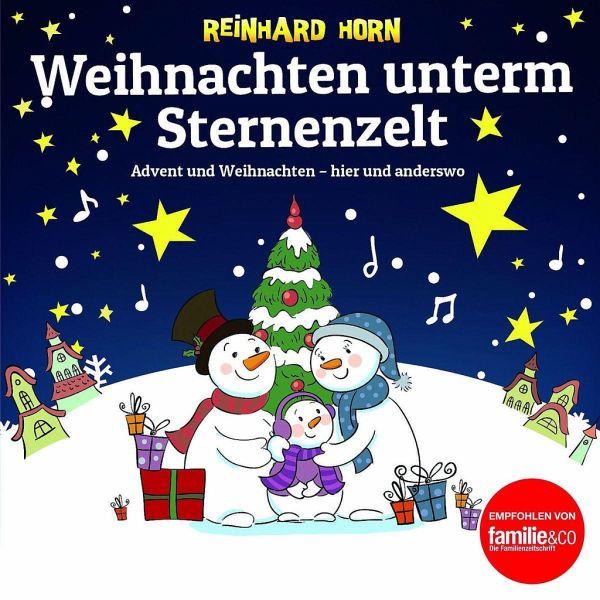 Cd Weihnachten.Weihnachten Unterm Sternenzelt 1 Audio Cd