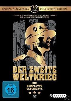 Der Zweite Weltkrieg - Die komplette Geschichte (6 Discs) - Menschen Ganz Nah