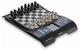 MILLENNIUM: Europe Chess Champion 8in1 - Schachcomputer