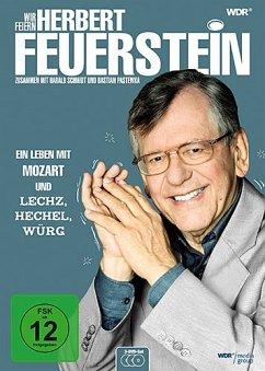"""Wir feiern Herbert Feuerstein """"Ein Leben mit Mozart und Lechz, Hechel, Würg DVD-Box - Diverse"""