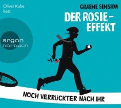 Der Rosie-Effekt, 6 Audio-CDs - Simsion, Graeme