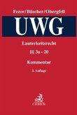 Lauterkeitsrecht, Kommentar zum Gesetz gegen den unlauteren Wettbewerb (UWG)