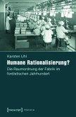 Humane Rationalisierung? (eBook, PDF)