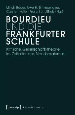 Bourdieu und die Frankfurter Schule (eBook, PDF)