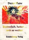 Besinnlich, heiter... und so weiter (eBook, PDF)