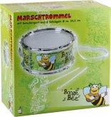 Boogie Bee Marschtrommel mit Trommelstöcken, #20,5 cm