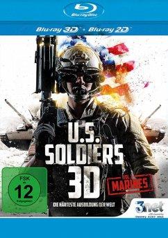 U.S. Soldiers 3D - Marines - Die härteste Ausbildung der Welt - Diverse