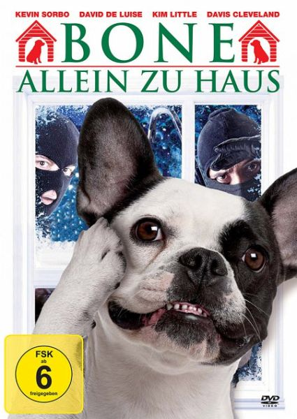 Bone Allein Zu Haus Auf Dvd Portofrei Bei Bücher De