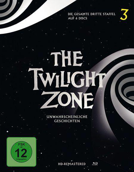 The Twilight Zone - Die gesamte dritte Staffel (6 Discs)