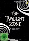 The Twilight Zone: Unwahrscheinliche Geschichten - Die gesamte dritte Staffel (6 Discs)