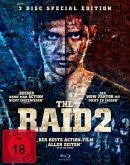 The Raid 2 (Special Edition, 2 Discs)