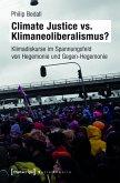 Climate Justice vs. Klimaneoliberalismus? (eBook, PDF)