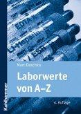 Laborwerte von A-Z (eBook, PDF)