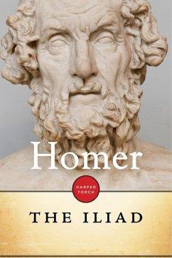 Iliad (eBook, ePUB) - Homer