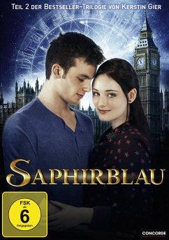 Saphirblau (DVD) - Niewöhner,Jannis/Ehrich,Maria