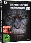 Planet der Affen: Revolution (Blu-ray 3D)