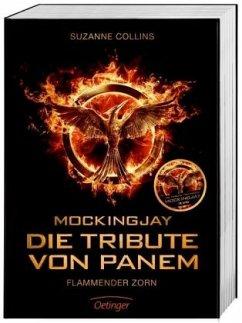 Mockingjay. Flammender Zorn / Die Tribute von Panem Bd.3 (Filmausgabe) - Collins, Suzanne