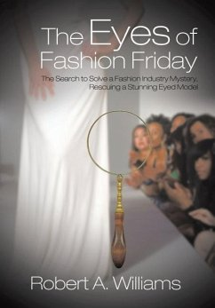The Eyes of Fashion Friday: The Search to Solve a Fashion Industry Mystery, Rescuing a Stunning Eyed Model