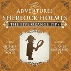 The Five Orange Pips - Lego - The Adventures of Sherlock Holmes