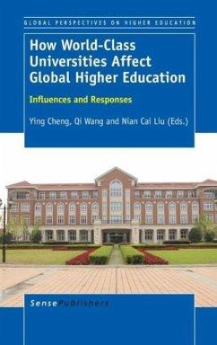 How World-Class Universities Affect Global Higher Education