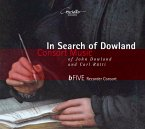 Lachrimae,Or Seaven Teares/Dowland-Suite