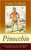 Pinocchio (Mit Illustrationen der italienischen Originalausgabe von 1883) (eBook, ePUB)