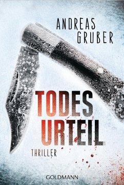 Todesurteil / Sabine Nemez und Maarten Sneijder Bd.2 (eBook, ePUB) - Gruber, Andreas