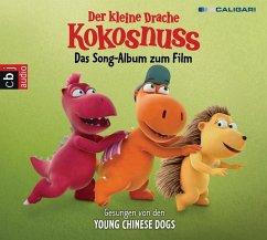 Der kleine Drache Kokosnuss - Das Song-Album zum Film, 1 Audio-CD