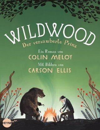 Buch-Reihe Wildwood von Meloy & Ellis