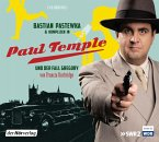 Bastian Pastewka und Komplizen in Paul Temple und der Fall Gregory, 2 Audio-CDs