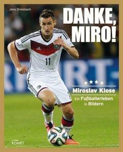 Danke Miro! - Dreisbach, Jens