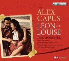 Léon und Louise, 2 Audio-CDs - Capus, Alex