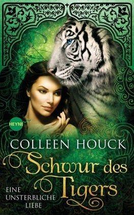 Buch-Reihe Tiger Saga von Colleen Houck