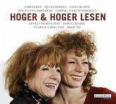 Hoger & Hoger lesen, 2 Audio-CDs
