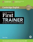 First Trainer. Second edition. Six Practice Tests without answers with downloadable audio