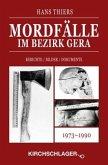 Mordfälle im Bezirk Gera