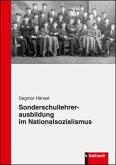 Sonderschullehrerausbildung im Nationalsozialismus