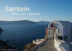 Santorin - Perle der Zykladen (Tischaufsteller DIN A5 quer)