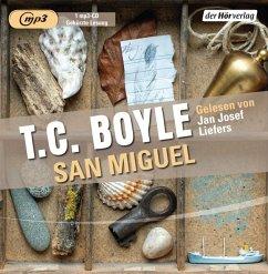 San Miguel, 1 MP3-CD - Boyle, T. C.