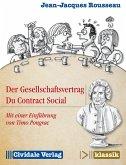 Der Gesellschaftsvertrag / Du Contract Social (eBook, ePUB)