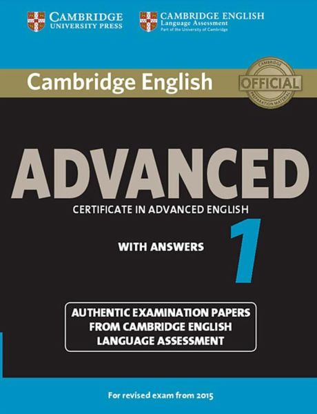 (PDF) Cambridge English Advanced 2 Student s Book With ...