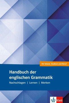 Handbuch der englischen Grammatik - Fenn, Peter