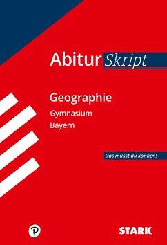 Abitur-Training Erdkunde / Abiturskript Bayern Geographie - Koch, Rainer