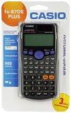 Casio FX-87 Taschenrechner DE PLUS