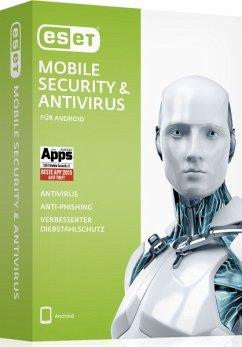 ESET Mobile Security & Antivirus für Android V3...